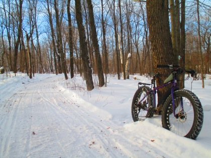 SnowbiketoBardonsPeak 005