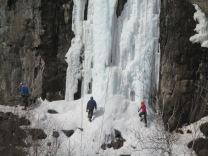 Quarry Park ice climbers 004
