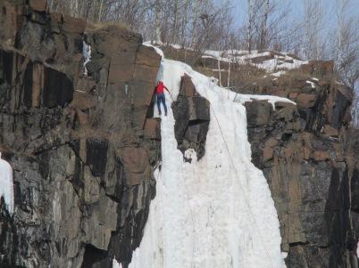 Quarry Park ice climbers 006