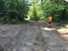 Chequamegon Fat Tire Festival 40 mile mtb race.